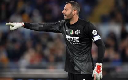 """Handanovic a Sarri: """"Potevi fare come Bielsa"""""""