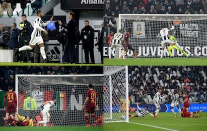 Con la Roma Allegri vince di 'cortomuso': 5° 1-0