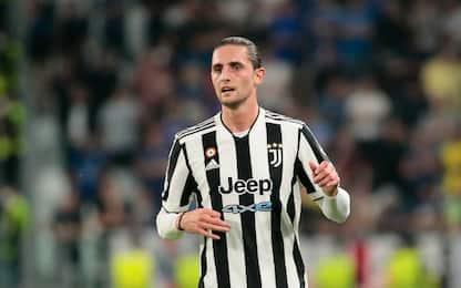 La Juventus ritrova Rabiot: è guarito dal Covid