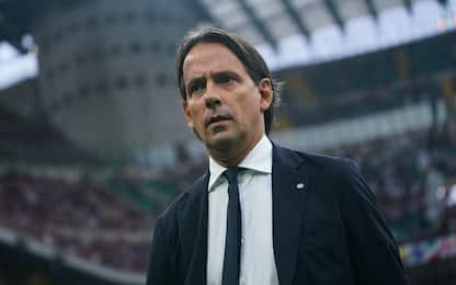 """Inzaghi: """"Non ci fermeremo con avversario a terra"""""""