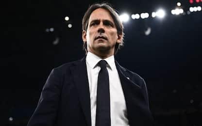 """Inzaghi: """"Rigore? Per l'arbitro era tutto ok..."""""""