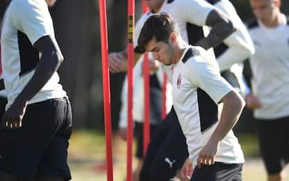 Brahim Diaz è tornato: con la Roma in campo dal 1'