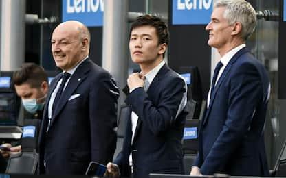 Inter, bilancio approvato: perdite per 245 milioni