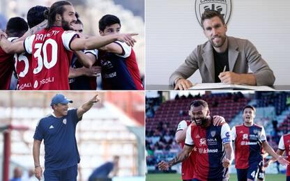 Tutto sul Cagliari 2021-2022