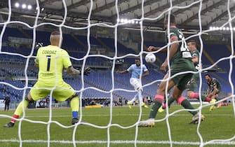 Lazio vs Crotone - Serie A Tim 2020 2021