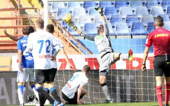 Sampdoria vs Atalanta - Serie A TIM 2020/2021