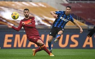 Roma vs Inter - Serie A TIM 2020/2021
