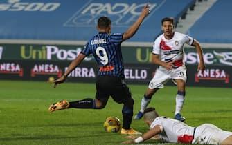 Atalanta vs Crotone - Seria A TIM 2020/2021