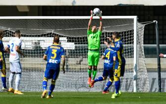 Marco Silvestri (Hellas Verona FC) save