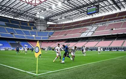 """Classifica """"senza pubblico"""", Inter a 110 punti"""