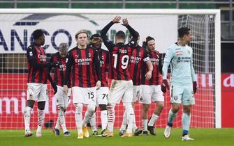Milan vs Torino -  Serie A TIM 2020/2021