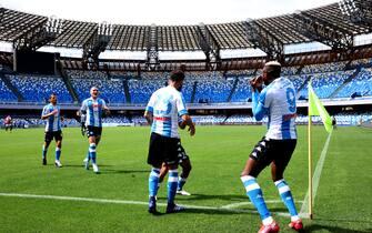 Napoli vs Cagliari  - Serie A TIM 2020/2021