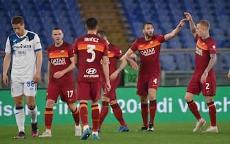 Roma vs Atalanta - Serie A TIM 2020/2021