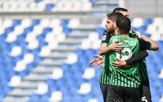 Sassuolo vs Atalanta - Serie A TIM 2020/2021