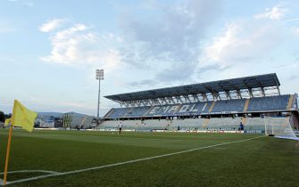 EMPOLI, ITALY - AUGUST 24: A general view of Stadio Carlo Castellani during the Serie B match between Empoli FC and US Latina Calcio at Stadio Carlo Castellani on August 24, 2013 in Empoli, Italy.  (Photo by Gabriele Maltinti/Getty Images)