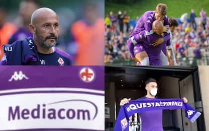 Tutto sulla Fiorentina 2021-2022