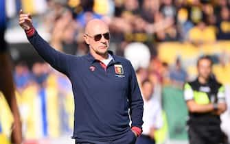 Frosinone vs Genoa - Serie A TIM 2018/2019