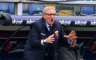 Genoa vs Bologna - Serie A Tim 2012/2013