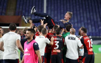 Genoa vs Hellas Verona - Serie A TIM 2019/2020