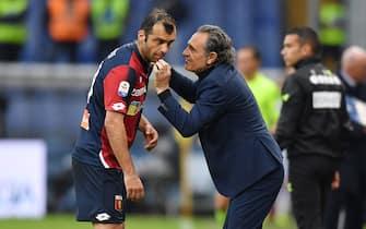 Genoa vs Cagliari - Serie A TIM 2018/2019