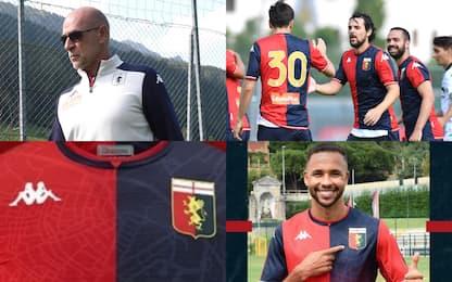 Tutto sul Genoa 2021-2022