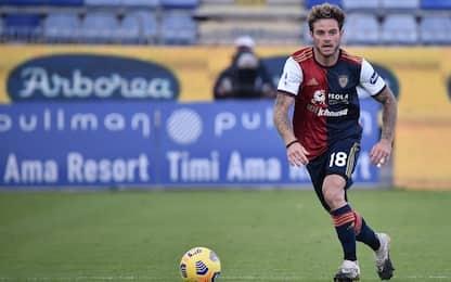 Anche Nandez è positivo: Cagliari in isolamento