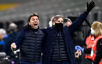 Conte batte Mou: miglior interista per media-punti