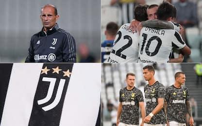 Tutto sulla Juventus 2021-2022