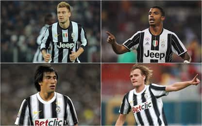 Da Bendtner a Lemina: le meteore campioni d'Italia