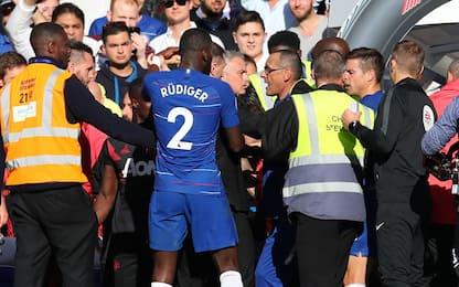 """Mou vs Sarri, l'unico """"derby"""" finì quasi in rissa"""