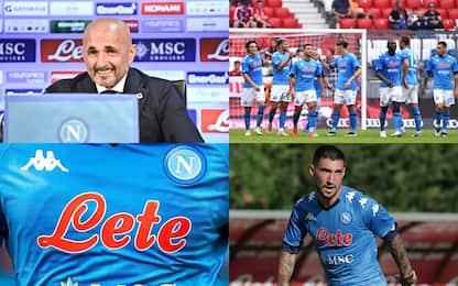 Tutto sul Napoli 2021-2022