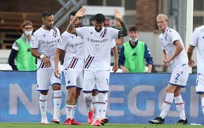 Caputo non perdona, la Samp vince a Empoli 3-0
