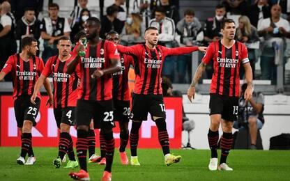 Rebic risponde a Morata, Juventus-Milan 1-1