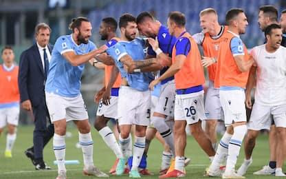 Cataldi beffa Mazzarri: Lazio-Cagliari finisce 2-2