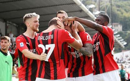 Brahim Diaz salva il Milan: 2-1 allo Spezia