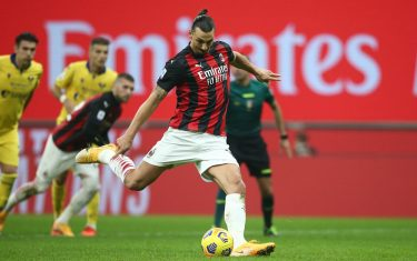 Milan vs Hellas Verona - Serie A TIM 2020/2021