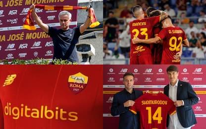 Tutto sulla Roma 2021-2022