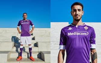 Fiorentina, ecco la terza maglia 2020 2021: omaggio alla città di ...