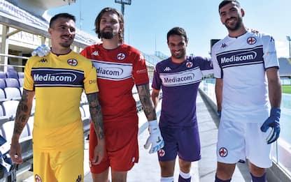 Le nuove maglie della Serie A 2021-2022. FOTO