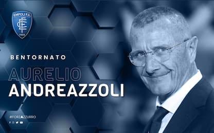 Andreazzoli all'Empoli: un anno di contratto