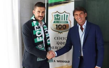 Dionisi al Sassuolo: contratto fino al 2023