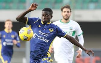Hellas Verona vs Sassuolo - Serie A TIM 2020/2021