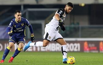 Hellas Verona vs Parma - Serie A TIM 2020/2021