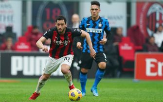 Milan vs Inter - Serie A TIM 2020/2021