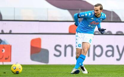 """Calcio verticale, Fabian Ruiz re dei """"filtranti"""""""