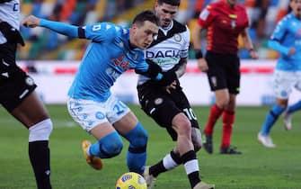 Udinese vs Napoli - Serie A TIM 2020/2021