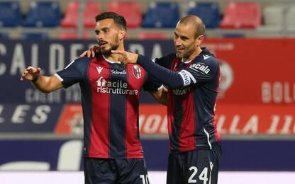 Eterno Palacio: i bomber più anziani in Serie A