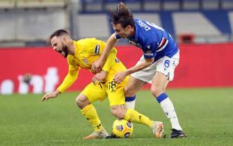 Sampdoria vs Cagliari - Serie A TIM 2020/2021