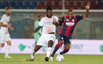 Crotone Vs Milan - Serie A TIM 2020/2021