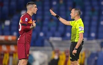Roma vs Milan - Serie A TIM 2020/2021